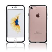 Quality Simple Apple Cell Phone Cases / Clear Hard PC Back Cover  for iPhone 7 for sale