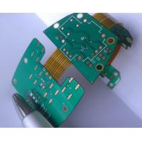 Wholesale Customized Rigid Flex Circuit Board / Six Layer FR4+Polyimide HASL Surface Finishing from china suppliers