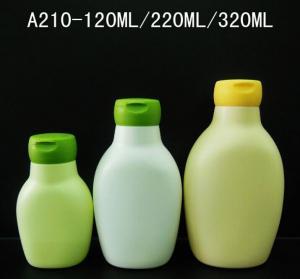 Wholesale 120ml 220ml 320ml PE shampoo bottles, Children's New style  shower gel bottles from china suppliers