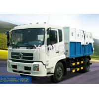 Wholesale Custom Waste Collection Vehicles , Special Purpose Vehicles Garbage Dump Truck XZJ5120ZLJ from china suppliers