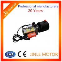 Wholesale 20Mpa 12V DC 24VDC Tipper Trailer  DC Hydraulic Power Unit With One Year Warranty from china suppliers