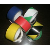 Wholesale Polyvinyl And Rubber Adhesive Pvc Warning Tape For Building Or Traffic Protection from china suppliers