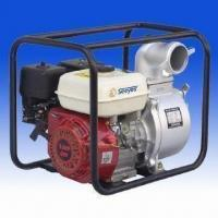 China 3 Inches Gasoline Water Pump with Full Frame and 5.5HP/3600rpm Maximum Output on sale