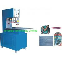 Quality Rotary PVC High Frequency Welding Machine / Automatic Pneumatic Welding Machine for sale
