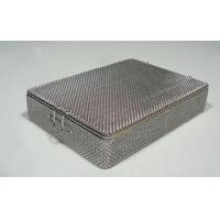 Wholesale Paniers inox avec couvercle from china suppliers