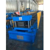 Quality Chain Drive Cable Tray Roll Forming Machine , Auto Roll Forming Equipment for sale