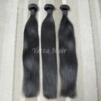 Wholesale Unprocessed Virgin Malaysian Hair Tangling Free Malaysian Straight Hair Weave from china suppliers