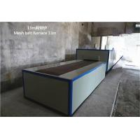 Buy cheap Glass annealing hot melt furnace 13m Glass annealing furnace Electric furnace made in China from wholesalers