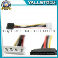 Wholesale IDE to 15 Pin ATA SATA HDD Power Adapter Cable (CL039) from china suppliers