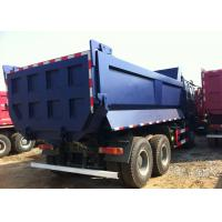 Wholesale Tipper Dump Truck SINOTRUK HOWO A7 371HP 6X4 10 Wheels for construction business from china suppliers