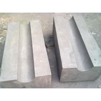 Wholesale high pure Graphite Launder for Zinc Chloride Casting from china suppliers