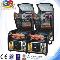 Wholesale 2014 indoor amusement park basketball game machine kids mini basketball machine from china suppliers