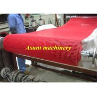 Wholesale 1220mm Width Hotel Mat Making Machine PVC Plastic Multi Color Composite Door from china suppliers