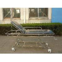 Wholesale Foldable Patient Transport Trolley , Disabled Emergency Trolley from china suppliers