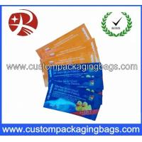 Wholesale Plastic Heat Sealing Custom Packaging Bags , Biodegradable Packing Bags from china suppliers
