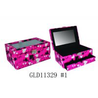 Wholesale Valentine's Day Jewelry Custom Printed Cardboard Boxes Recycled With Drawer from china suppliers