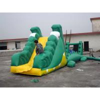 Wholesale Aqua Floating Water Sports, Inflatable Crocodile Water Obstacle Course from china suppliers