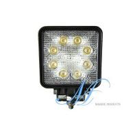 Wholesale 8X3W LED working light, boat floodlight, deck light, search light, auto light from china suppliers