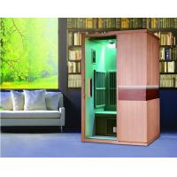 Wholesale Two Person Far Infrared Sauna Cabin, Solid Wood Home Sauna Kit from china suppliers
