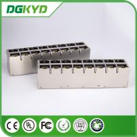 Wholesale DGKYD28Q077DG1A4D Cat6 RJ45 Magnetics , 1000 baseT RJ45 Shielded Connector from china suppliers