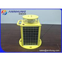 Wholesale Flashing Medium Intensity Solar Aviation Warning Light with Remote Controller from china suppliers