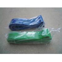 Wholesale Blue and green extra strong power resistance bands from china suppliers