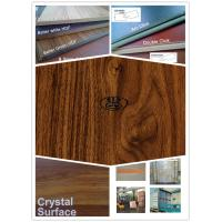 Wholesale Crystal surface Walnut Lamiante flooring G2258# 8mm from china suppliers