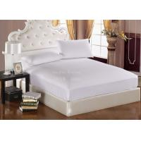 Wholesale White Knit Polyurethane Mattress Cover Waterproof Hypoallergenic from china suppliers