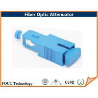 Wholesale Single Mode SC Male To Female Fiber Optic  Attenuator 1dB to 30dB from china suppliers