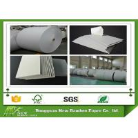 Wholesale Grade AA 420g Chemical-Mechanical Pulp Gray Cardboard roll for gift package box / from china suppliers