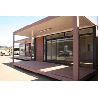 Wholesale Composite Decking and Railing system with privacy wall and door 500*50(RMD-146) from china suppliers