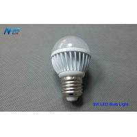 Wholesale Aluminum White Household LED Light Bulbs SMD 3W To Illuminate And Decorate from china suppliers
