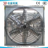 """Wholesale Poultry Cow House 50Inch Air Hanging <strong style=""""color:#b82220"""">Exhaust</strong> Fan with CE/CCC Certificate Belt Drive from china suppliers"""