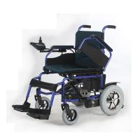 Wholesale Indoor Outdoor Powered Wheelchairs ,  Small Folding Wheelchair Rental CE Approved from china suppliers