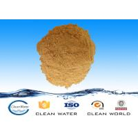 Quality Powder Poly Ferric Sulphate Cas  10028-22-5 as inorganic flocculant agent for sale
