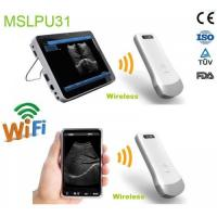 Wholesale Advanced wireless ultrasound transducer | wireless ultrasound probe MSLPU31 from china suppliers