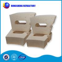 Wholesale High Temperature heat proof bricks , high alumina bricks lightweight from china suppliers