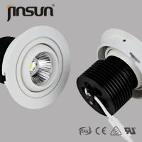 Wholesale 10W ultra slim 780 lumens of Led COB downlight UL&TUV certificate 6063 Aluminum material from china suppliers
