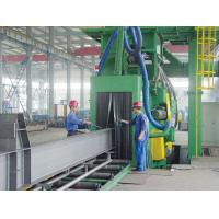 Wholesale Auto H-beam Production Line , Steel Plate Shot-blasting Machine from china suppliers