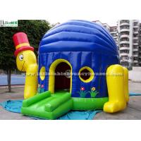 Wholesale Commercial Turtle Inflatable Bouncy Castles For Inflatable Sport Games from china suppliers