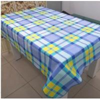 Wholesale Fruit PVC Table Cloth For Home Use , Wipe Clean Table Covers from china suppliers