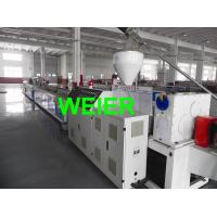 Wholesale High Efficiency WPC Profile Production Line SJSZ Series , 250kg/hour from china suppliers