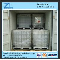 Wholesale Colorless liquid Formic Acid 85% from china suppliers