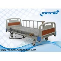 Wholesale Ultra Low Home Care Hospital Bed , Critical Care Beds For Emergency from china suppliers