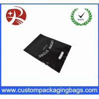 Wholesale Shopping Custom Die Cut Handle Plastic Bags Recyclable Logo Printing from china suppliers
