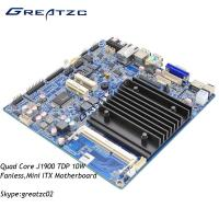 Wholesale Fanless Board Quad Core J1900 Industrial PC Motherboard Fanless Design from china suppliers