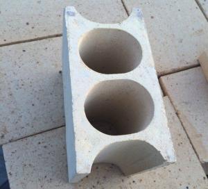 Wholesale Light Mullite Insulation Kiln Fire Bricks , High Temperature Fire Retardant Bricks from china suppliers