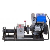 Wholesale Yamaha Gasoline Engine Winch Hoist , 6 - 8KN 1 Ton Cable Winch from china suppliers