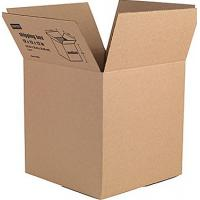 Wholesale Corrosion Resistant Thick Cardboard Mailing Boxes Aseptic Waxed Corrugated Boxes from china suppliers