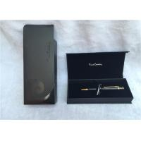 Wholesale Luxury Decorative Gift Boxes For Pens / Promotional Pen Presentation Box from china suppliers
